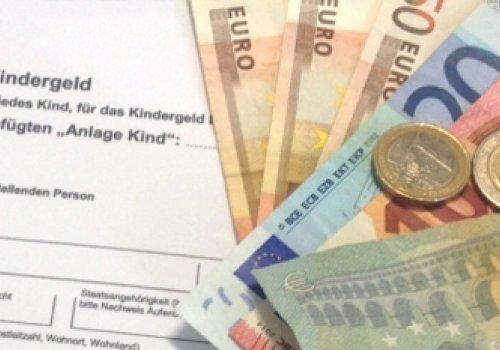 Kindergeld bei Work & Travel?