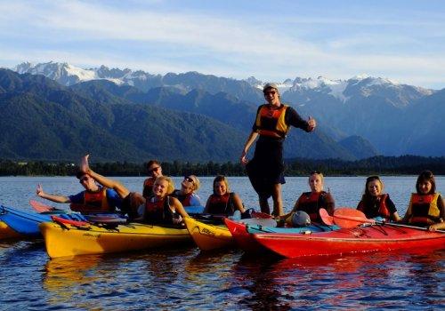 16 Tage Neuseeland-Rundreise