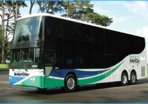 Mit InterCity unterwegs durch Neuseeland
