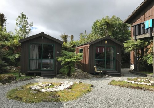 Franz Josef Rainforest Retreat / Westküste