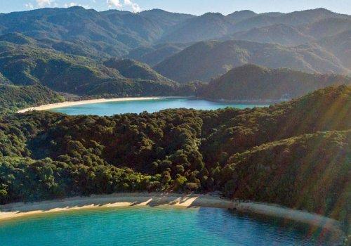 Wandern im Abel Tasman Nationalpark